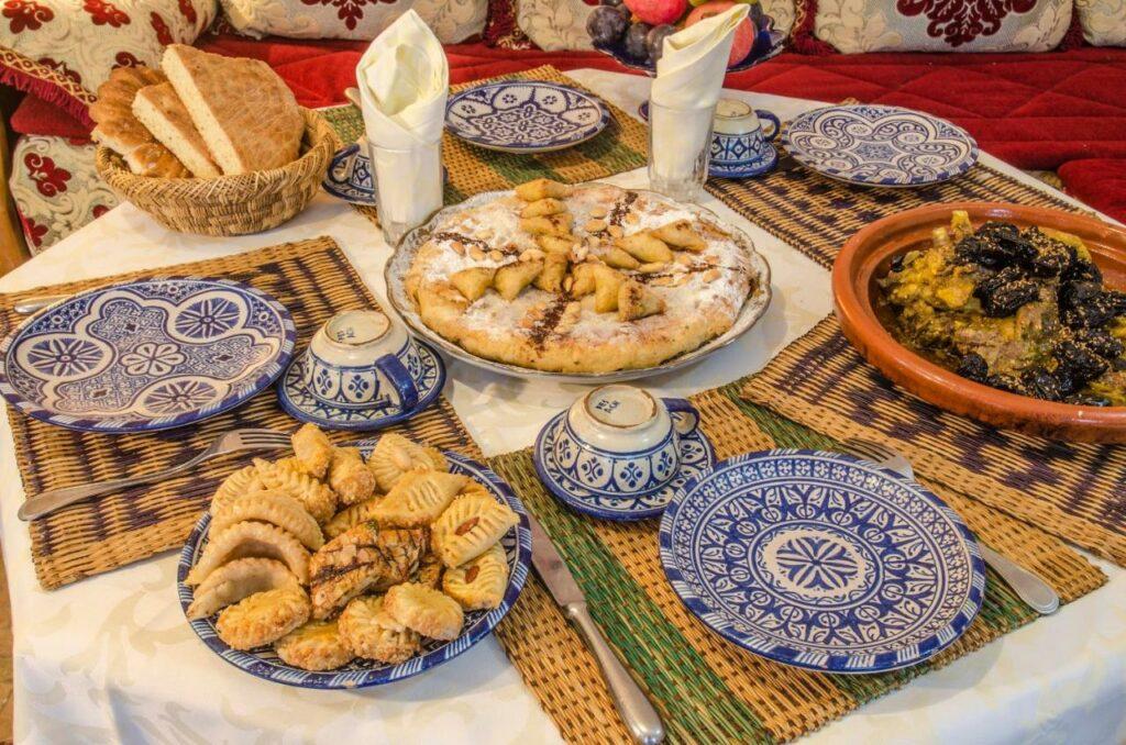 Restauration Marocaine